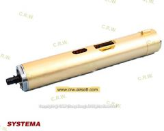 Metal cylinder unit M130 by Systema